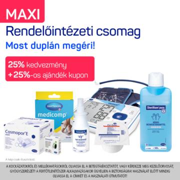 MAXI Rendelőintézeti csomag