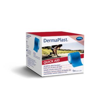DermaPlast QuickAid öntapadó sebtapasz két színben