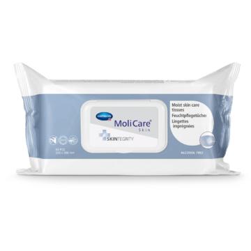 MoliCare® Skin nedves törlőkendő