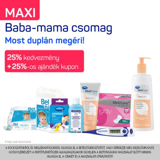 MAXI Baba-mama csomag