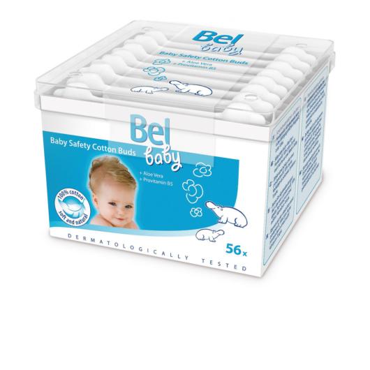 Bel Baby Fültisztító pálcika (56db)