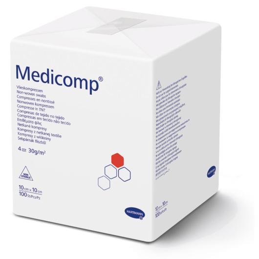 Medicomp® nem steril sebfedő (10x10 cm; 100 db)