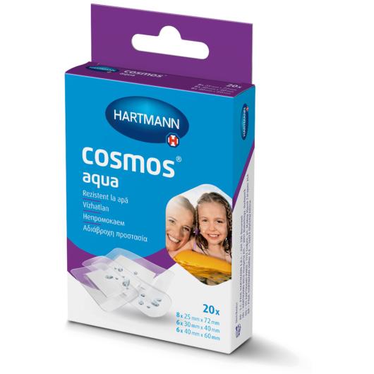 Cosmos® aqua sebtapasz