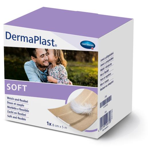 DermaPlast SOFT tekercsben