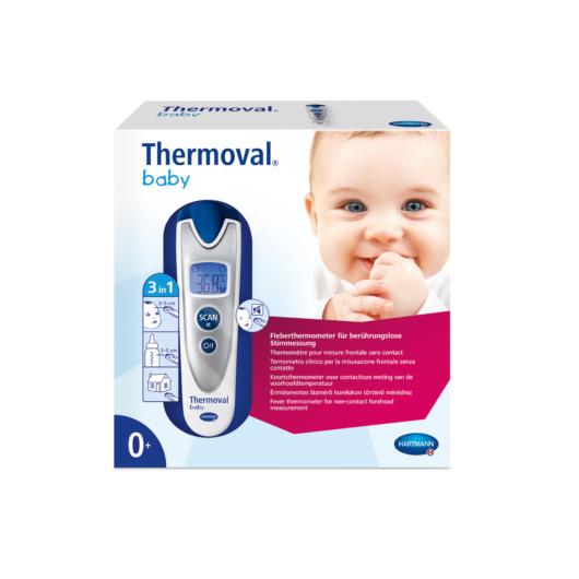 Thermoval® érintésmentes lázmérő