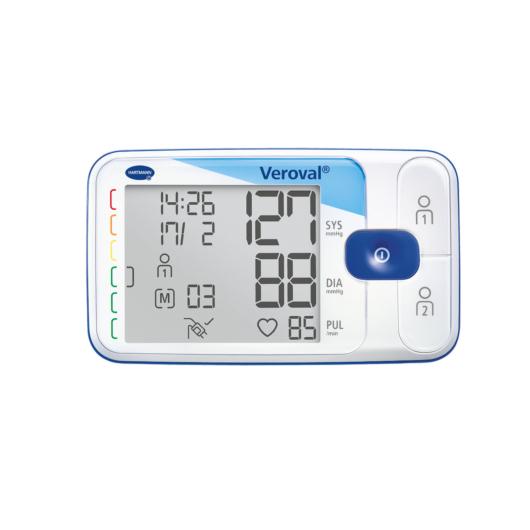 Veroval® felkari vérnyomásmérő