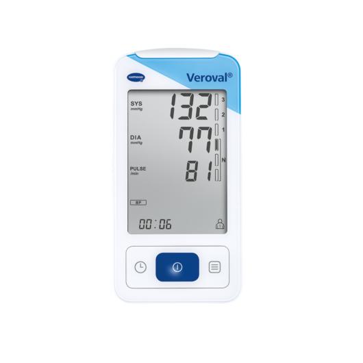 Veroval® otthoni EKG- és vérnyomásmérő