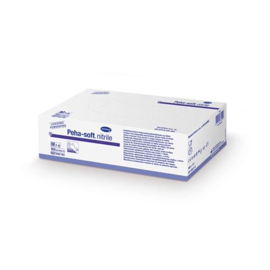 Peha-soft® nitrile vizsgálókesztyű