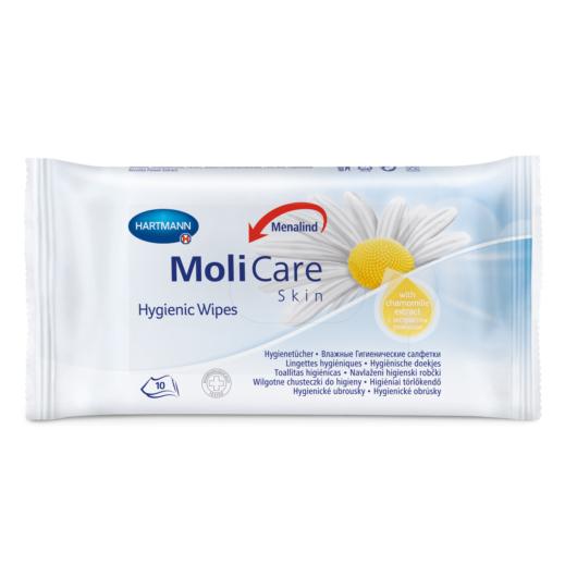 MoliCare® Skin higiéniai törlőkendő