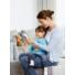 Kép 3/3 - Veroval® 2in1 fül- és homlok lázmérő